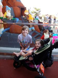 Visiting Disney with Special Needs