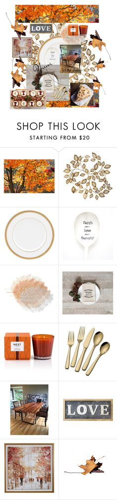 """""""Untitled #107"""" by mjs77 on Polyvore featuring interior, interiors, interior design, home, home decor, interior decorating, Kate Spade, Nest Fragrances and Parlane"""