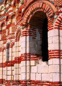 Church of St John Aliturgetos (14th century), Nessebar, Bulgaria