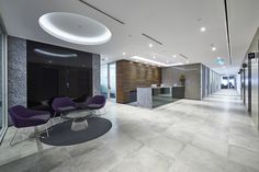 inOne Projects were, again, asked to design and construct Compass Offices' newest dual level space on Castlereagh Street in Sydney's CBD. The brief was to ensure that it is a functional and adaptable fit out that suits everyone's tastes, so that is the exact space that inOne created.