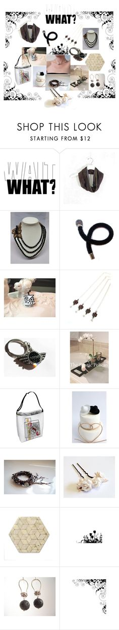 """Great Holiday Gifts!"" by therusticpelican ❤ liked on Polyvore featuring Dessous, modern, contemporary, rustic and vintage"