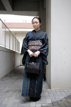 Area1:Sinjyuku,Tokyo(新宿,東京)  Name:平井 利絵  Age:20  Occupation:学生