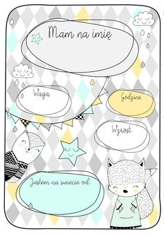 Baby Posters, Bullet Journal Inspiration, Baby Time, Baby Room Decor, Christmas Baby, Baby Birthday, Print Pictures, Baby Cards, Cool Diy