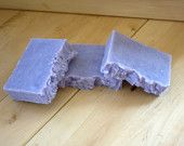 Who can say no to lavender soap! You can find this and other soaps at Lumbini's Natural Soaps on Etsy: http://www.etsy.com/shop/LumbinisNaturalSoaps?ref=l2-shopheader-name