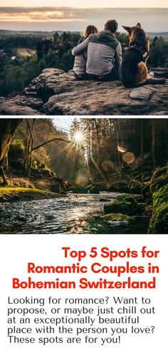 Top Romantic Romantic Spots in Bohemian Switzerland - Craving a romantic outdoor experience in the Czech Republic? Here are the top romantic spots in the Bohemian Switzerland National Park near Prague! #bohemianswitzerland #czechrepublic #prague #hiking #travel