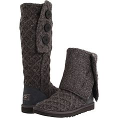 UGG Lattice Tall Cardy Boots ... LOVE!