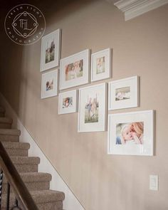 30 Smart Ways Staircase Decoration Ideas Make Happy Your Family carolyn Stairway Decorating carolyn Decoration Family Happy Ideas Smart Staircase Ways Gallery Wall Staircase, Staircase Wall Decor, Stairway Decorating, Picture Wall Staircase, Picture Frames On The Wall Stairs, Stairway Photo Gallery, Stair Decor, Stair Photo Walls, Frames On Wall
