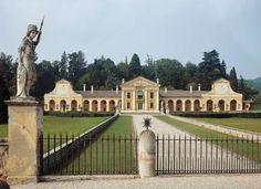 Villa Barbaro, also known as the Villa di Maser or Villa Volpi di Misurata, 1556, architect Andrea Di Pietro della Gondola, called Palladio (1508–1580)