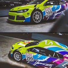 RaceWrapDesign #eightelevendesign 8#811design #signdicate #carwrapping #carwrap #carwraps #fullwrapp #fullwrapping #vollfoliert #design #vw #volkswagen #volkswagenscirocco #volkswagensciroccor #vln #nordschleife #nürburgring #nürburgringnordschleife #scirocco #sciroccor #livery #virusgreen Volkswagen, Steve Mcqueen, Car Wrap, Luxury Cars, Race Cars, Automobile, Instagram, Wraps, Racing