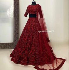 Indian Wedding Gowns, Desi Wedding Dresses, Indian Bridal Lehenga, Indian Gowns Dresses, Indian Bridal Outfits, Indian Fashion Dresses, Pakistani Bridal Dresses, Indian Designer Outfits, Designer Dresses