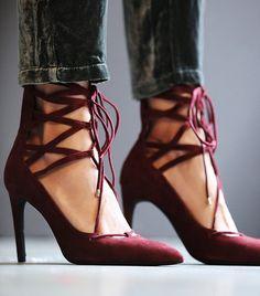 Hierro Heels