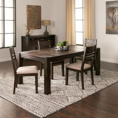 Acacia Dining Collection | Jerome's Furniture