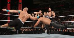 John Cena fights unbelievable odds to win Dolph Ziggler, Ryback and Erick Rowan their jobs back.