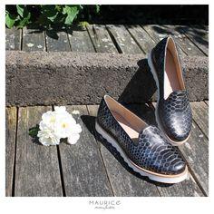 sports shoes 61740 4fcc6 Chaussures Femme MAURICE MANUFACTURE - Printemps Eté 2015 - Slipper BESIL  Lookbook Été, Printemps Été