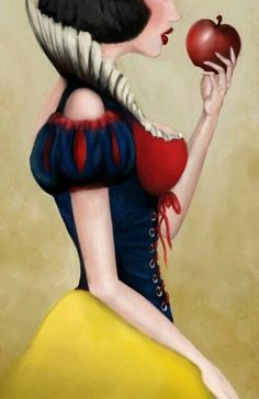 I really want to do a modern version of Disney's iconic Snow White looks for my Apple White. Signed Limited Edition Snow White Art Illustration NEED. Walt Disney, Disney Magic, Disney Art, Disney Pixar, Disney Dream, Disney Love, Snow White Art, Snow White Disney, Snow Art