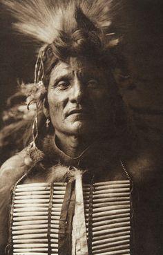 Kills in Timber - Ogalala  (The North American Indian, v. III. Cambridge, MA: The University Press, 1908)