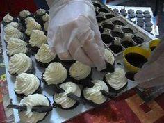 Making Minnie&Mickey soap cupcakes-Facem briose de sapun cu Minnie si Mi...