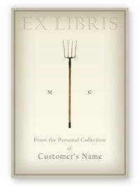 See felixdoolittle.com for personalized bookplates and the like.