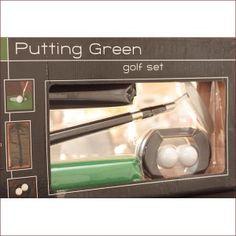 Juego de Golf para relajarse en la oficina o en el salón de casa. $26.80€