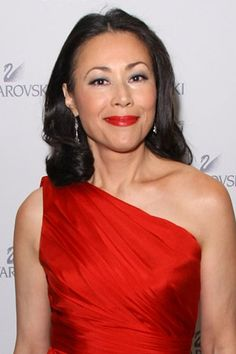 Ann Curry - We love you! You're too good for NBC.  She has class, style and beauty.