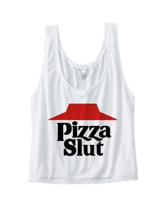 PIZZA SLUT CROP TOP COOL SHIRTS FUNNY SHIRTS GREAT GIFTS FOR TEENS BIRTHDAY GIFTS CHRISTMAS GIFTS  [PIZZA SLUT]  Color Options: White, Grey Sizes: xs-XL (Anything 2X & over requires additional pricing)   PLEASE READ:   Made with 100% cotton. Digitally printed with Direct To Garment technology (DTG). Uses eco friendly water based ink.   THERE IS A SIZING CHART LISTED IN THE PRODUCT IMAGES. PLEASE MEASURE YOURSELF ACCORDINGLY BEFORE PURCHASE. WE WILL NOT ACCEPT RETURNS OR EXCHANGES FOR ...