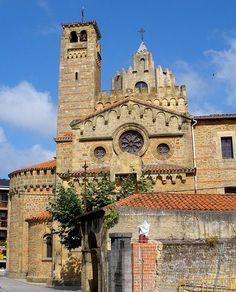 Vizcaya Guecho, Algorta - Iglesia de la Santisima Trinidad (PP Trinitarios) 09 - Algorta