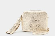 The Best Gold Items To Buy Right Now - Anya Hindmarch bag