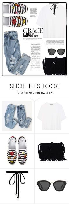 """never out of style!"" by feerubal ❤ liked on Polyvore featuring Vince, BP., Joomi Lim, Prada and simple"