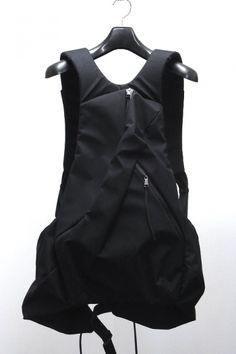 The Viridi-anne バックパック BLACK「I.D.Clothing HEART」