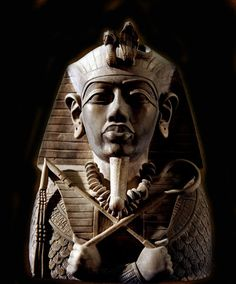 Ancient Egypt Pharaohs | ... statue of the ancient Egyptian pharaoh Tutankhamen in northern Iraq