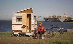 Bicicletta camper
