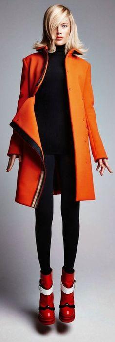 Carolyn Murphy by Patrick Demarchelier for Vogue Paris August 2014