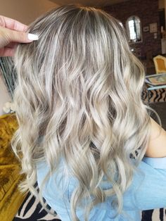 ASHY BLONDE BALAYAGE Ashy Blonde Balayage, Ashy Hair, Hair Blog, Hair Pictures, Cut And Color, Hair Colors, Cute Hairstyles, Hair And Nails, Haircuts