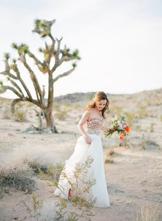 This dress is stunning, you need to see the rest of the photos! From Style Me Pretty. Photography by josevillaphoto.com