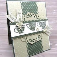 SU Card by Norma Pimentel - Just for you. Stampin' Up Tea Cup Card Making Greeting Cards, Greeting Cards Handmade, Coffee Theme, Bee Cards, Coffee Cards, Scrapbook Cards, Scrapbooking, Mothers Day Cards, Cards For Friends