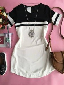 o blusa? moda chic outfits, skirt outfits e fashi Style Désinvolte Chic, Mode Style, Feminine Style, Skirt Outfits, Chic Outfits, Summer Outfits, Fashion Vestidos, Fashion Dresses, Girl Fashion