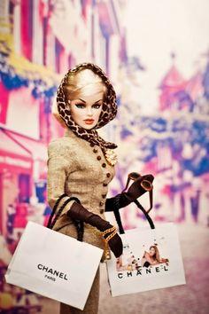 Fashion Royalty-Chanel beauty