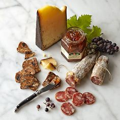 Beehive Cheese & Creminelli Salami Collection | Williams-Sonoma