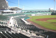 jetBlue Park at Fenway South, 11500 Fenway S Dr, Fort Myers, FL (Boston Red Sox spring training home since 2012)... And home to 2014 FHSAA Baseball State Finals!