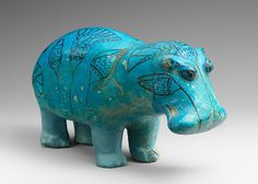 Curator Isabel Stünkel and Research Associate Kei Yamamoto tell the story of how William, the ancient Egyptian hippo, got his name.