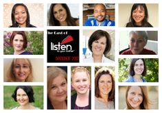 Meet The Cast of Listen To Your Mother Boulder 2017!