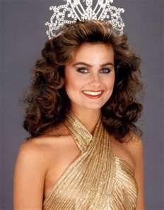 Karen Baldwin (Canada) Miss Universe 1982