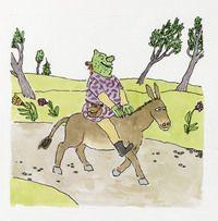 Shrek and Donkey (the originals)