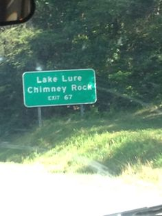 Lake Lure, North Carolina!!!