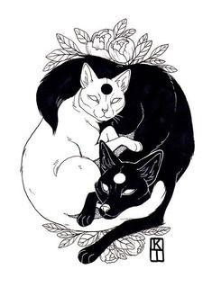 Tattoo Designs Tumblr, Tattoo Design Drawings, Tattoo Sketches, Tattoo Designs Men, Drawing Sketches, Art Drawings, Unique Drawings, Art And Illustration, Halloween Illustration
