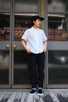1LDK|SNAP(ショップスタッフスナップ)|HOUYHNHNM(フイナム)