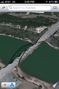 Funny, I don't remember the 360 bridge in Austin, TX being a course from Excitebike.