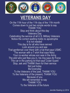 veterans day memorial day tribute - Bing images Found on Bi Veterans Day Poem, Happy Veterans Day Quotes, Veterans Day Images, Veterans Day Thank You, Veterans Day 2019, Veterans Day Activities, Veterans Day Gifts, Military Veterans, Veterans Day Meaning