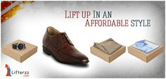 An experience, probably like no other in an #affordable price. #Lift your #style with lifterzz.com.