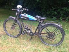 Monet Goyon 98cc  1930 for sale
